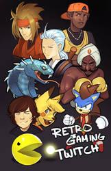 Twitch |Retro Gaming Request Stream