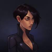 She Spy by ARTazi