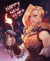 Happy New Years|2017 by ARTazi
