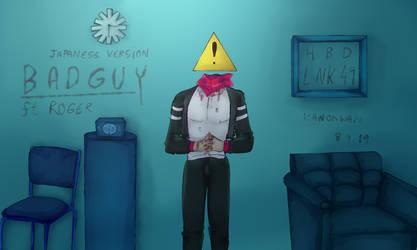 [UTAU] Bad guy