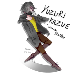 [OC] Kazue Redesign