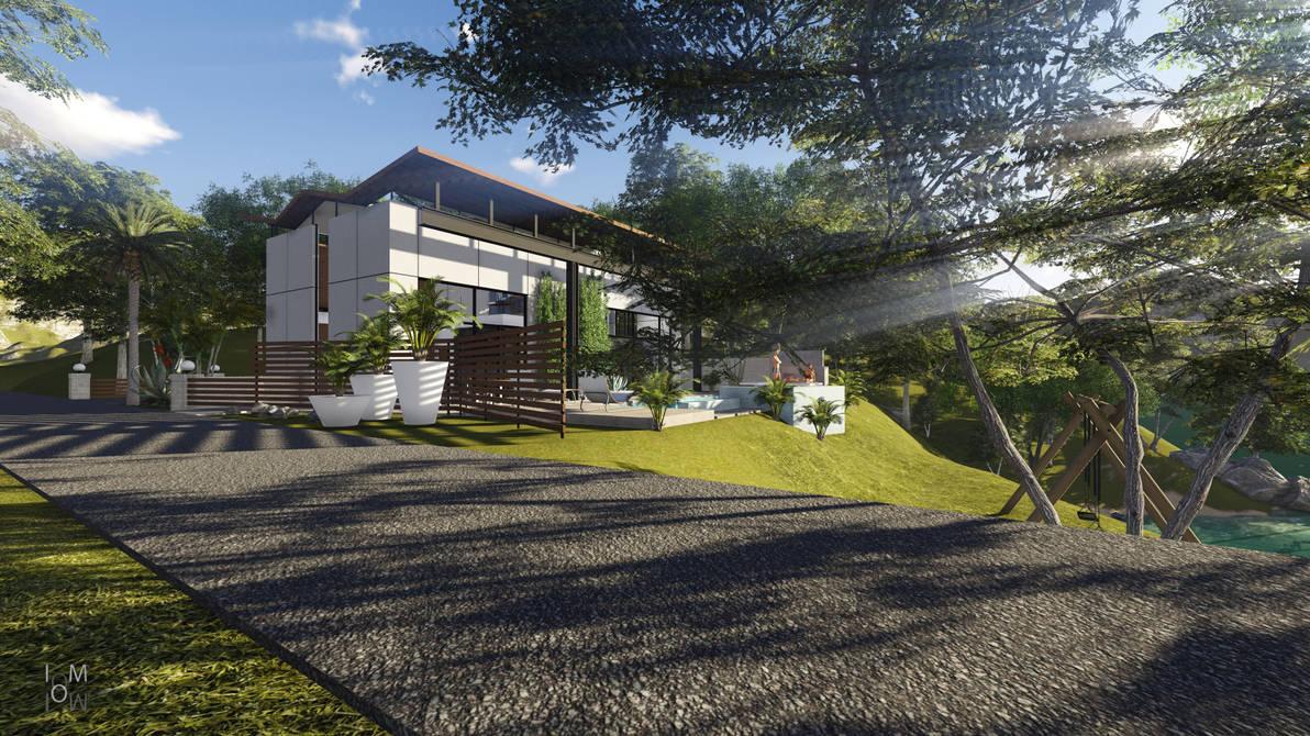 Render arquitectonico en Lumion 2 by ik9889 on DeviantArt