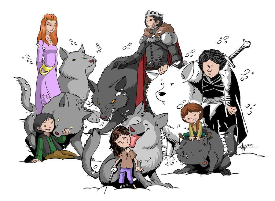 enfants Stark
