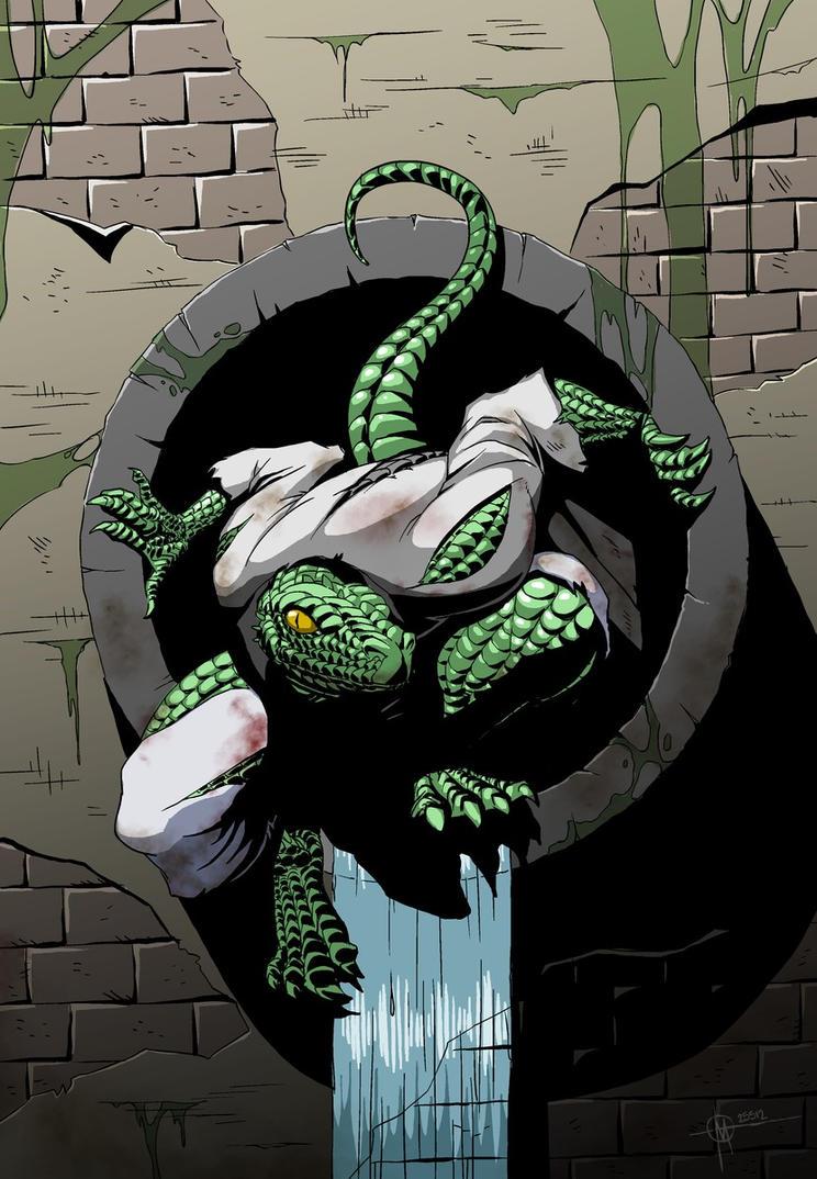 Wonderful Wallpaper Marvel Lizard - the_lizard_by_nedesem-d5154ac  Pictures_946293.jpg