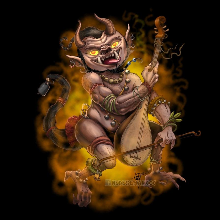 Fire Genie by nedesem