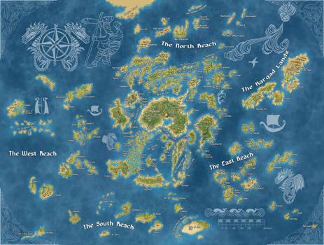 Eathsea map