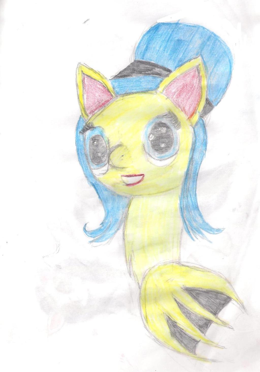 Koczek Mlp by Lunajula