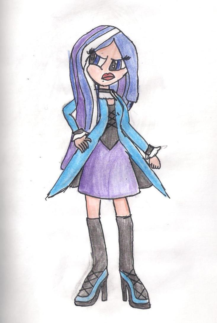 Misty Equestria girls version by Lunajula
