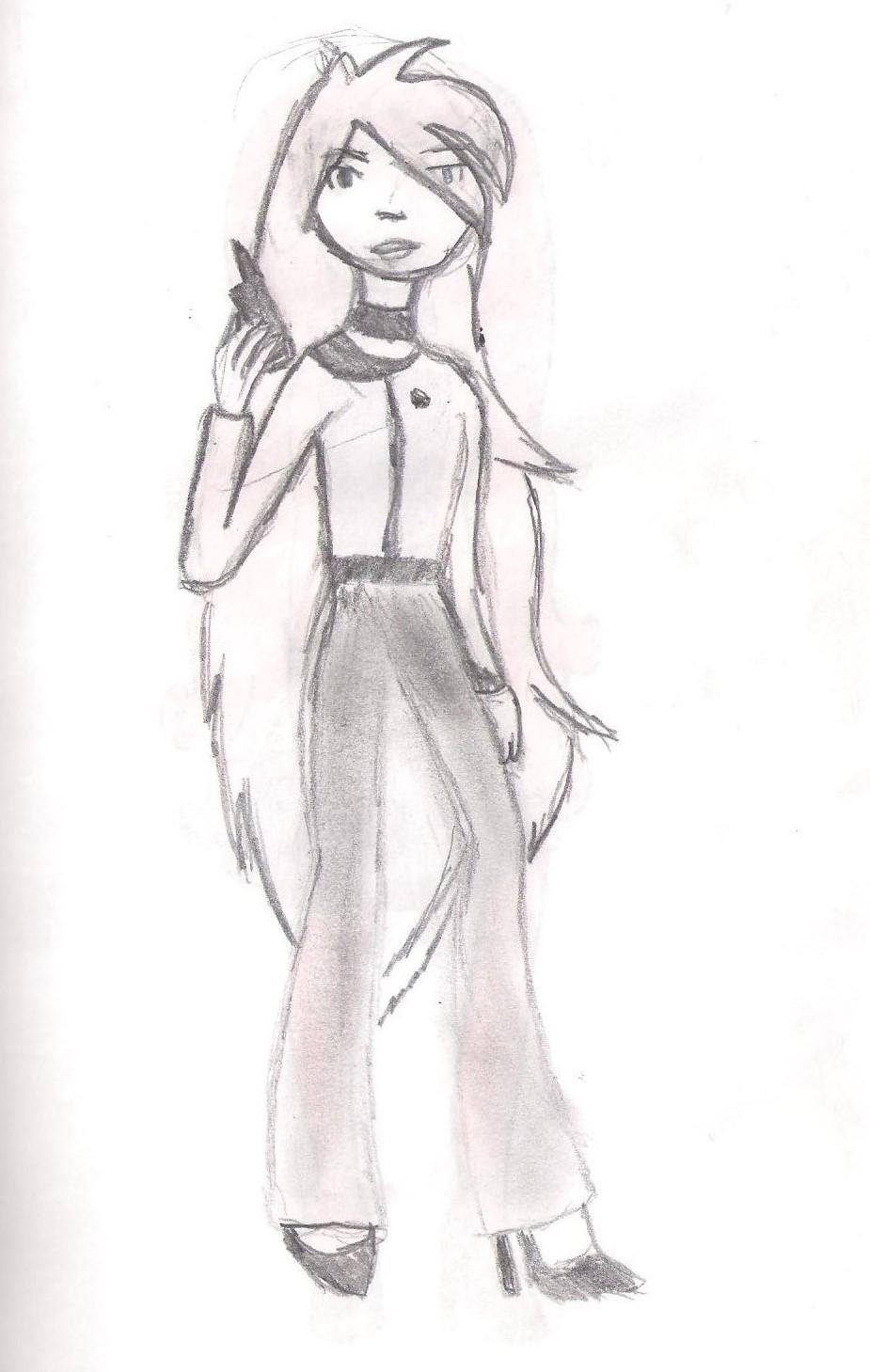 Girl by Lunajula