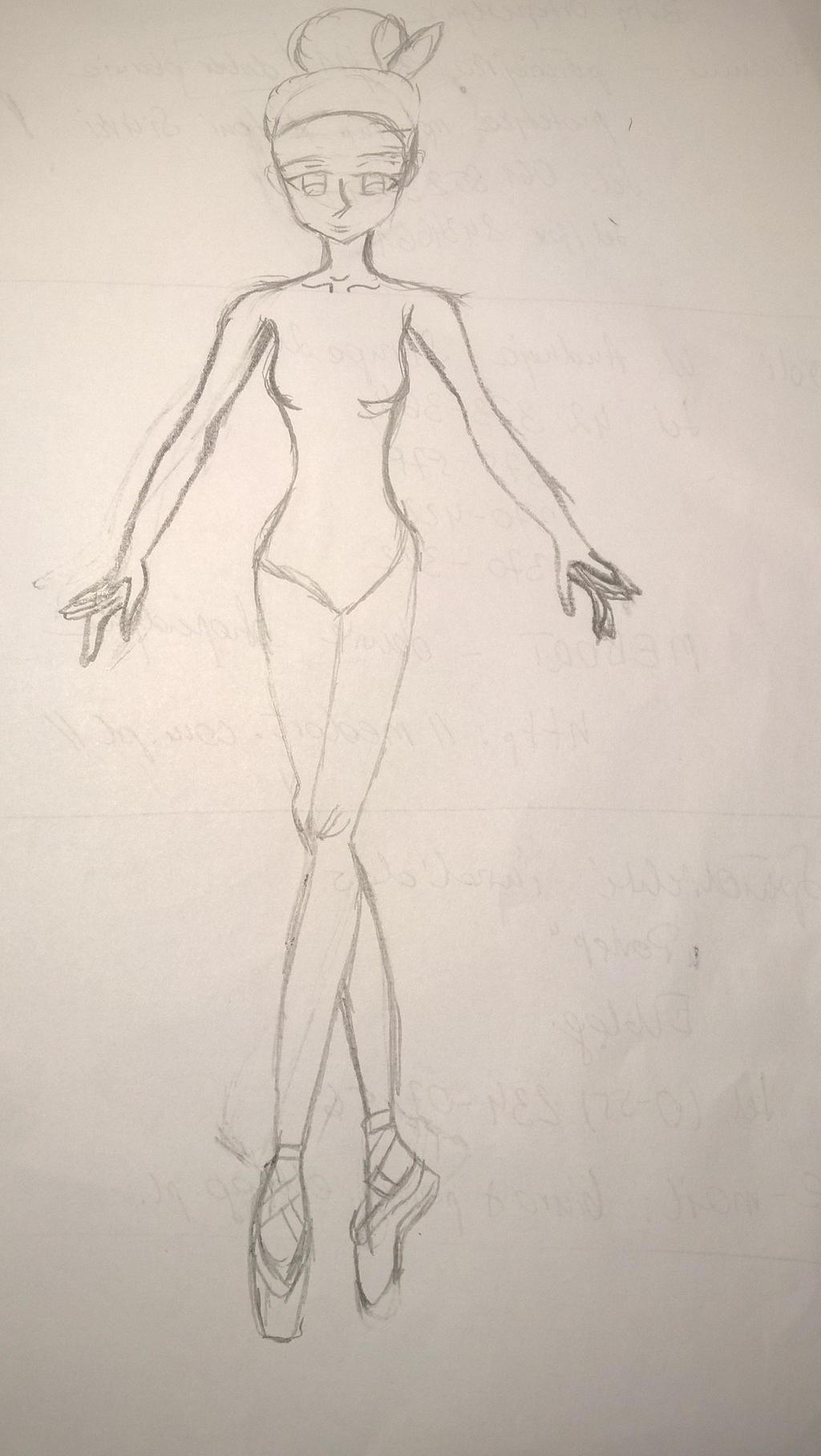 wip baletnica by Lunajula