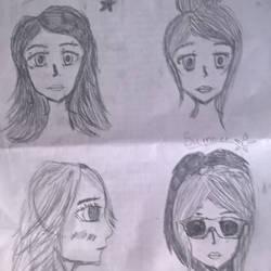 draws by Lunajula