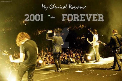 My Chemical Romance lives forever by Isabel-In-Wonderland