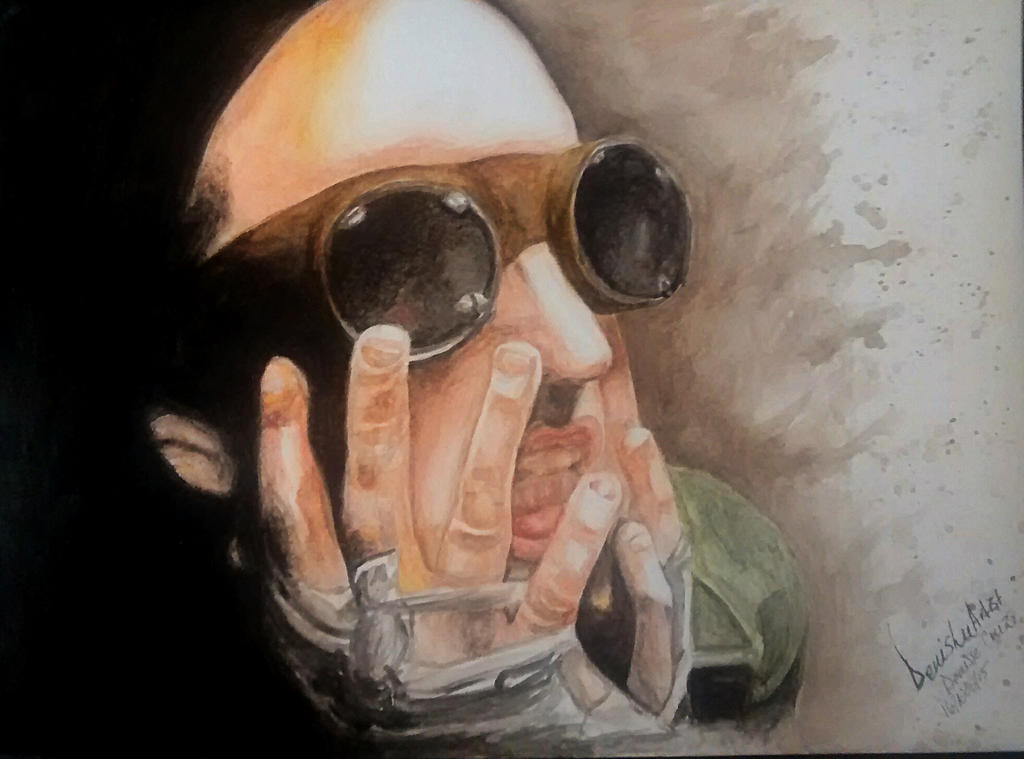 Trent Reznor - Closer by DenisseCroft