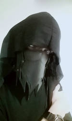 Vampire lord helmet