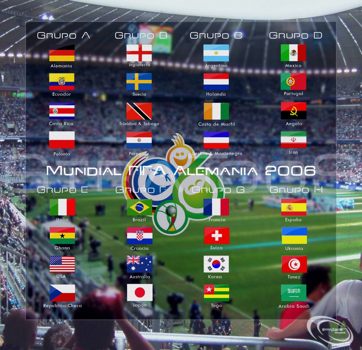 fifa world cup groups pdf