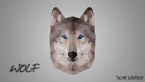 Wolf - LowPoly - Style [HD-1080p]