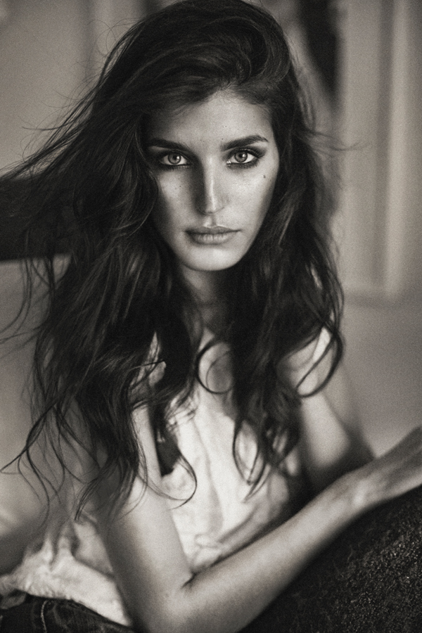 Huelya Portrait by JennyBartsch