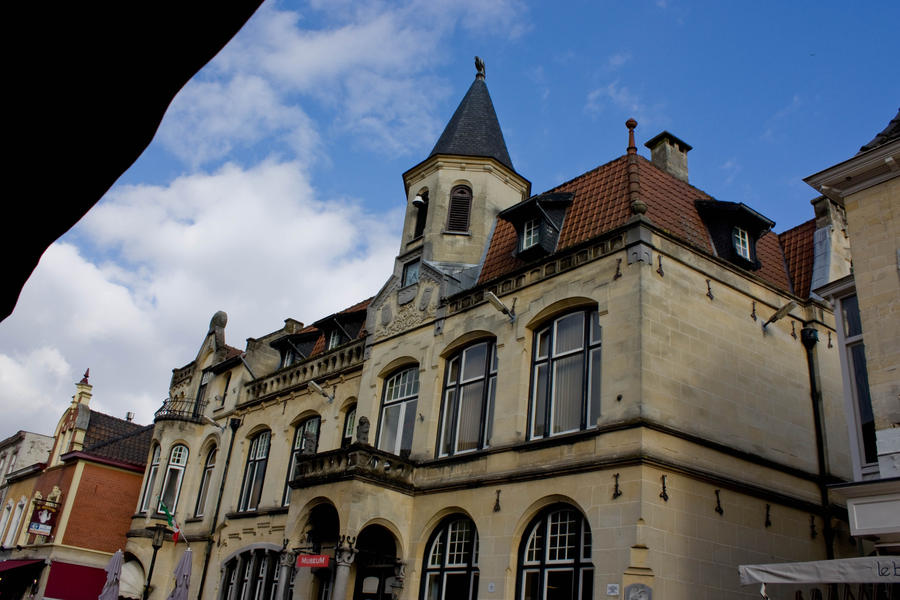 Museum at Valkenburg by Shannavn
