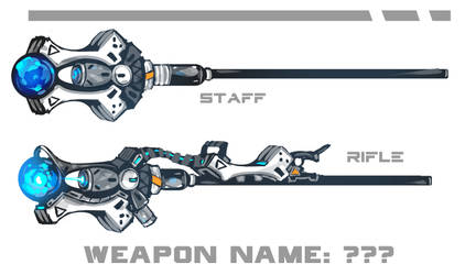 Unknown weapon