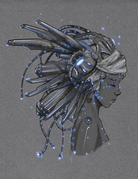 Steampunk Headdress