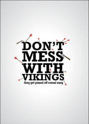 Vikings by justincurrie