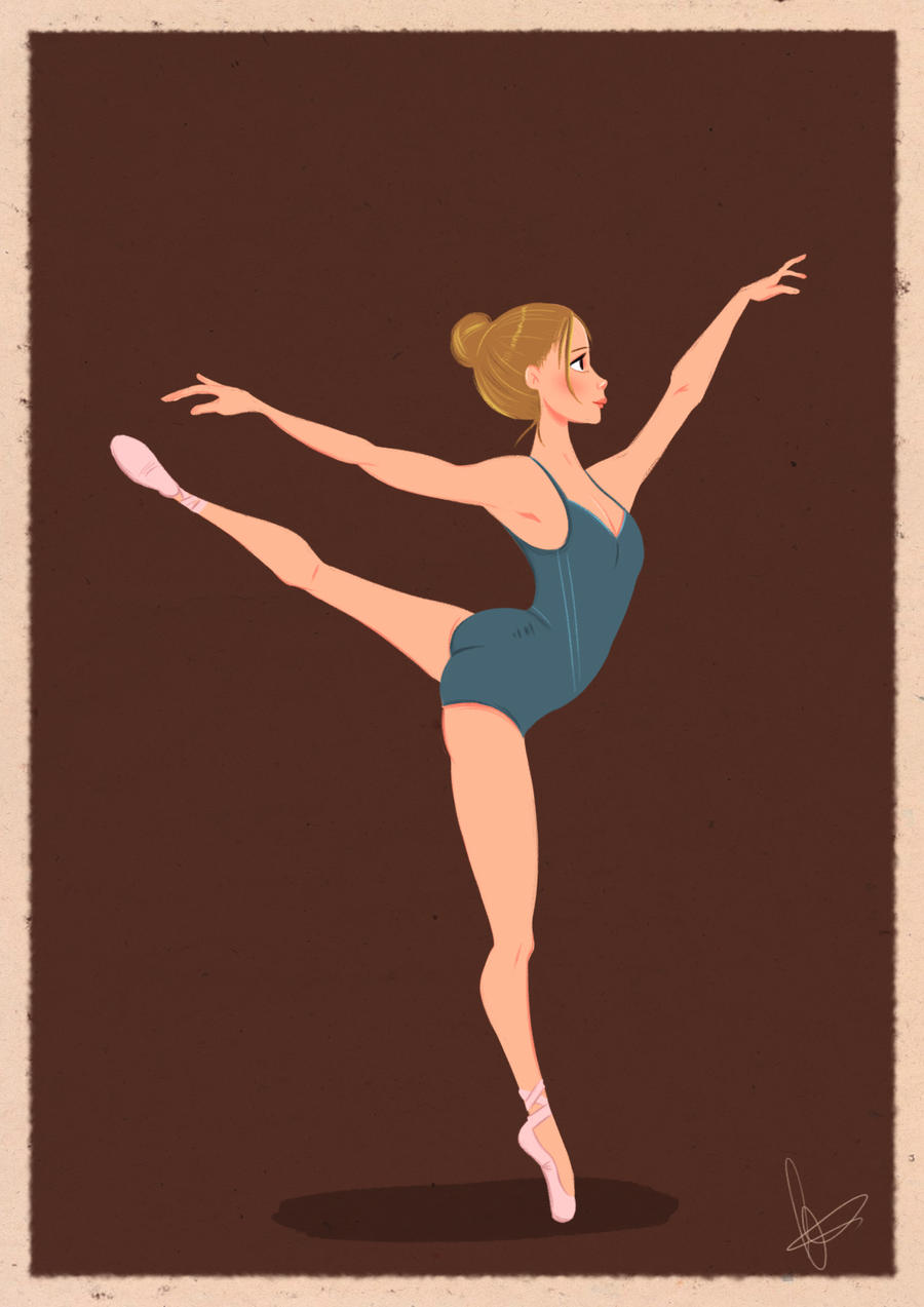 Ballerina by Christine-E