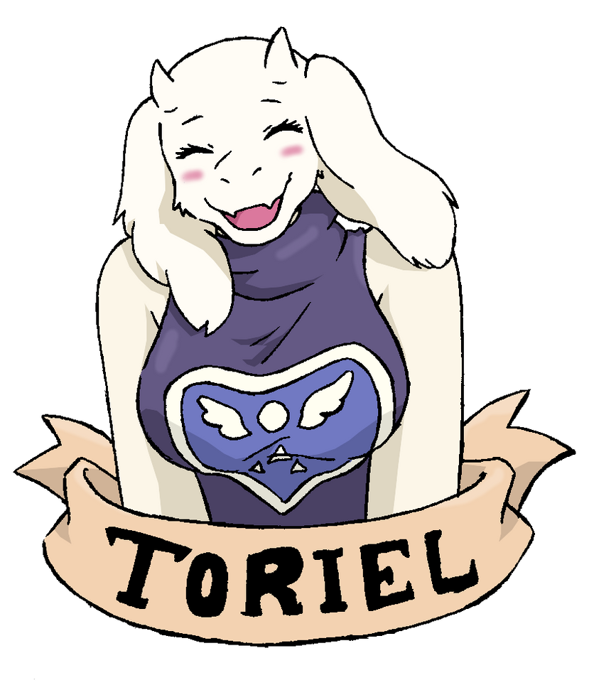 Toriel by AnyaBraginski