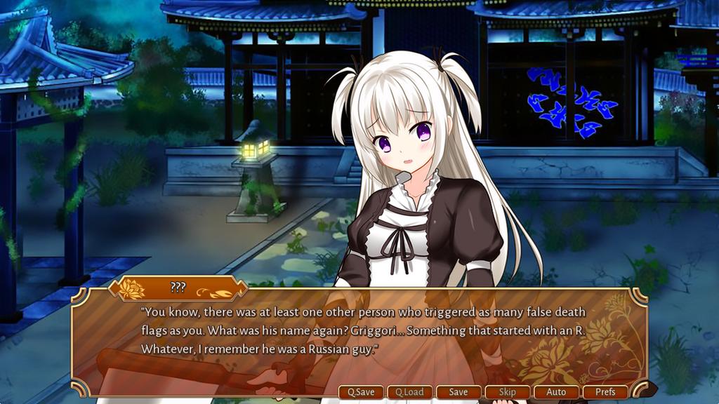 Keepsake Screenshot by Chocopyro