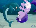 Sea Swirl Meets Her Destiny (ATG3 - Day 24)