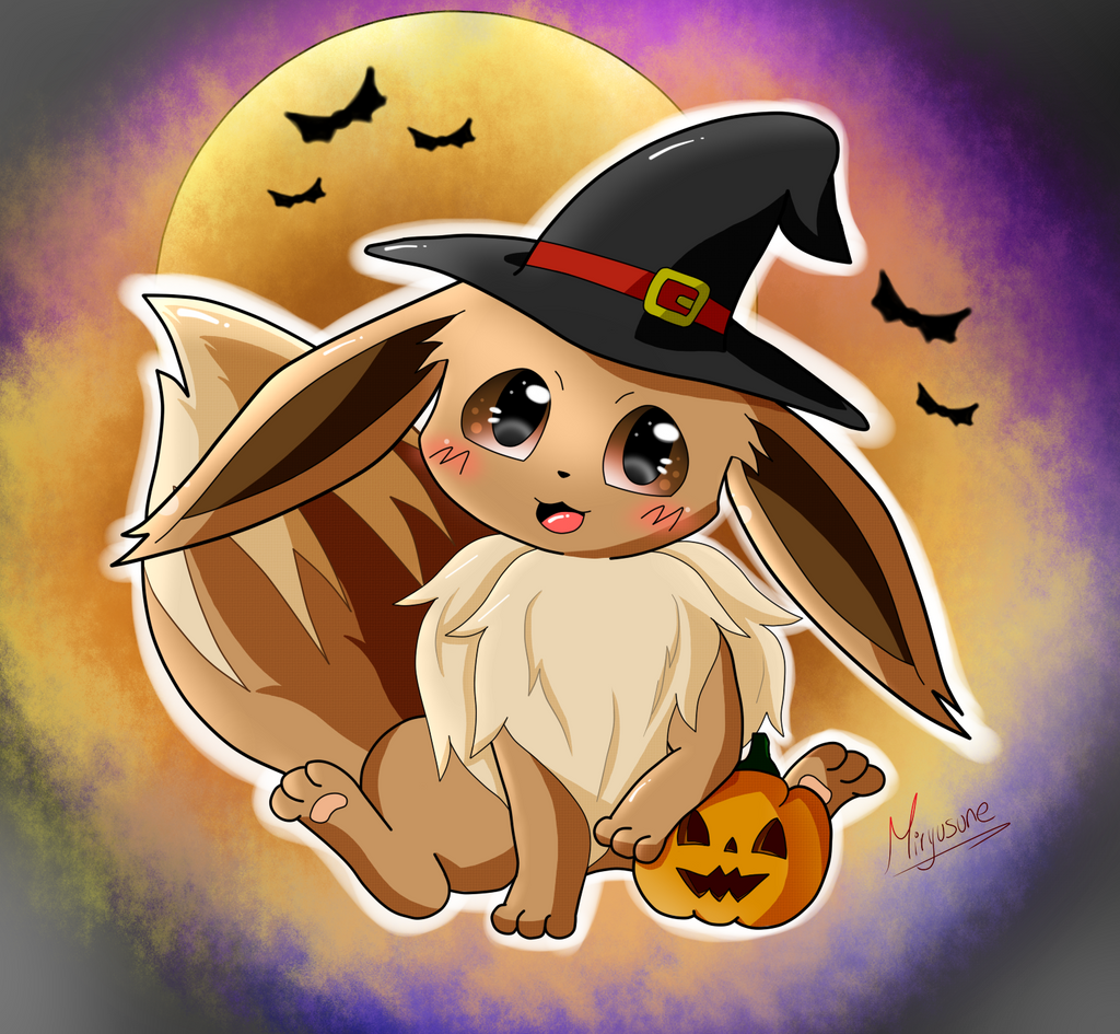 Great Wallpaper Halloween Eevee - eevee_halloween_by_miryusune-dal3zxa  2018_198668.png