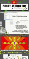 ArtRage 4 Paint Symmetry Tutorial