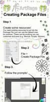 Creating Package Files in ArtRage