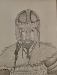 Viking Sketch