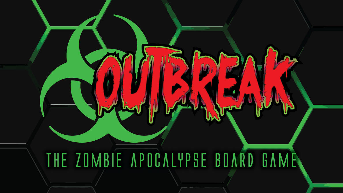 Outbreak The Board Game by rickytattoo
