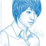Amber Liu Sketch