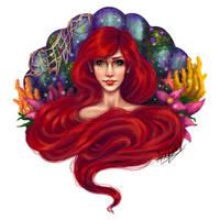 Little Mermaid by singinferyoo