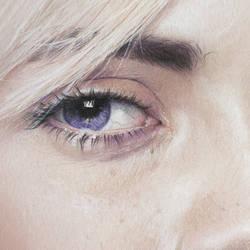 Ginta Face Study Eye Detail