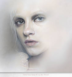 Ginta Face Study 2 by becwinnel