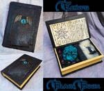 Echos Black Book - DnD Dice Box