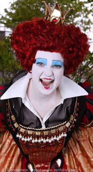 Tim Burtons's Alice in Wonderland ~ Red Queen