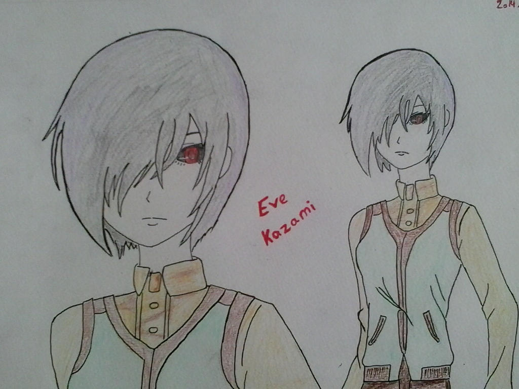Kirishima Touka By EveKazami On DeviantArt