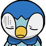 Pelsigh (A Piplup Pokemon Emoji) by JakeM96 on DeviantArt