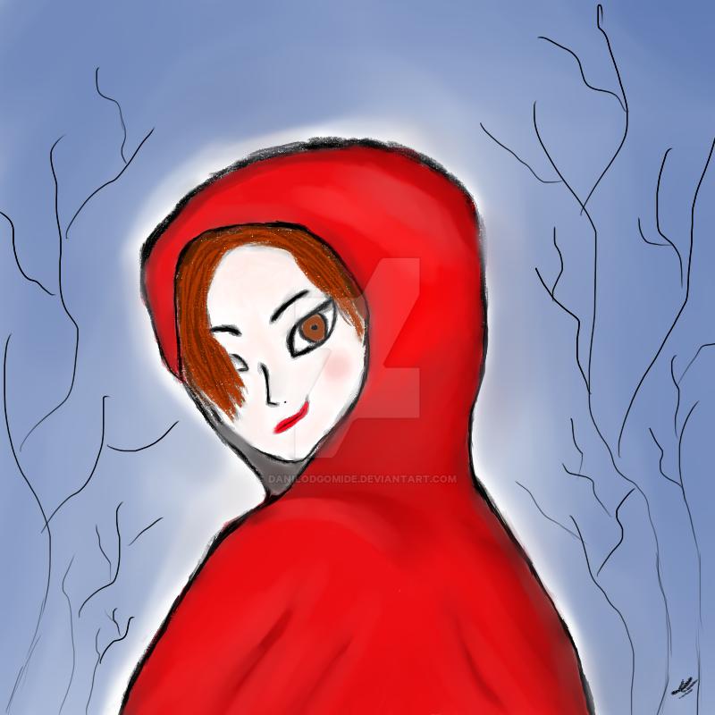 Red Hood by DaniloDGomide