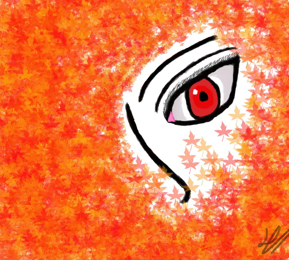 Autumn eye by DaniloDGomide