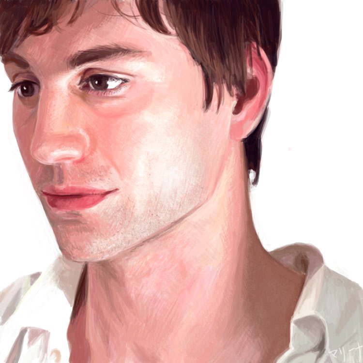 Gale Harold by Tryphe on DeviantArt