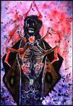 Death God Inktober