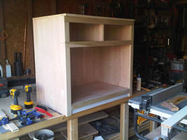 New cabinet by Woodnutiam