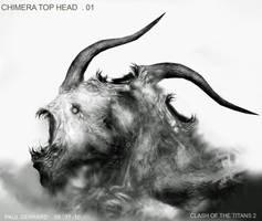 CHIMERA , ALT HEAD by Sallow