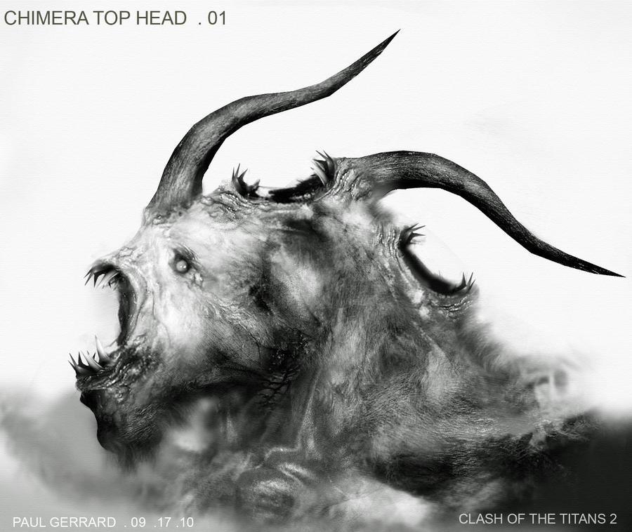 CHIMERA , ALT HEAD by Sallow on DeviantArt