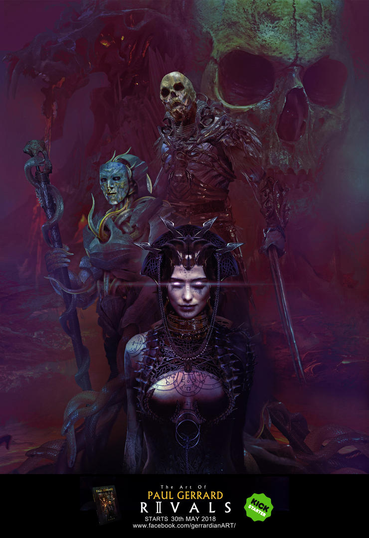 MASTERS OF A BRUTAL WORLD by Sallow
